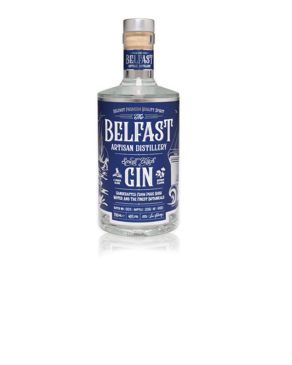 Artisan Still Gin Bottle