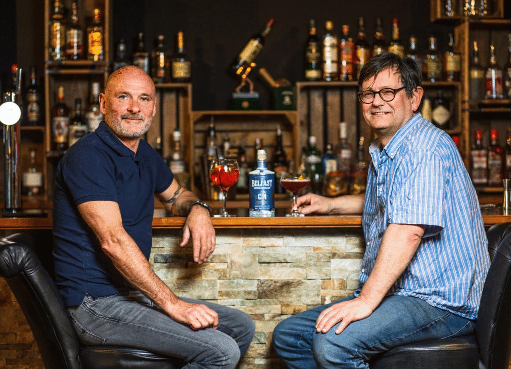Belfast Artisan Distillery Bar - about us footer