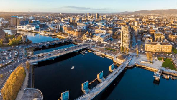 Belfast Skyline Image