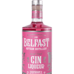 Belfast artisan distillery gin liqueur product image