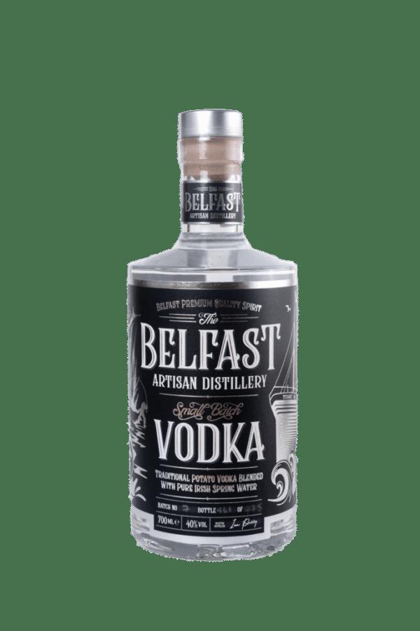 Belfast Artisan distillery vodka product image